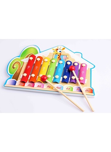 Ahşap Ev Selefon-Learning Toys